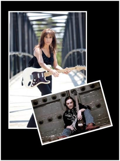 Event janet martin et neal black deux guitaristes talentueux de blues 253385