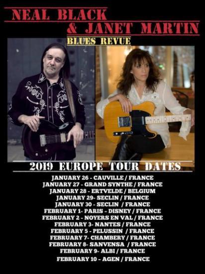 Neal black spring europe tour 428x570