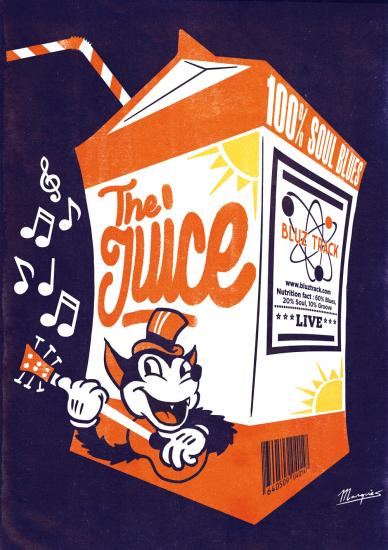The juice poster internet final